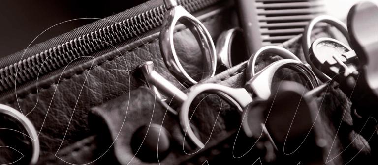 3 tipos de tesoura que todo barbeiro precisa ter!